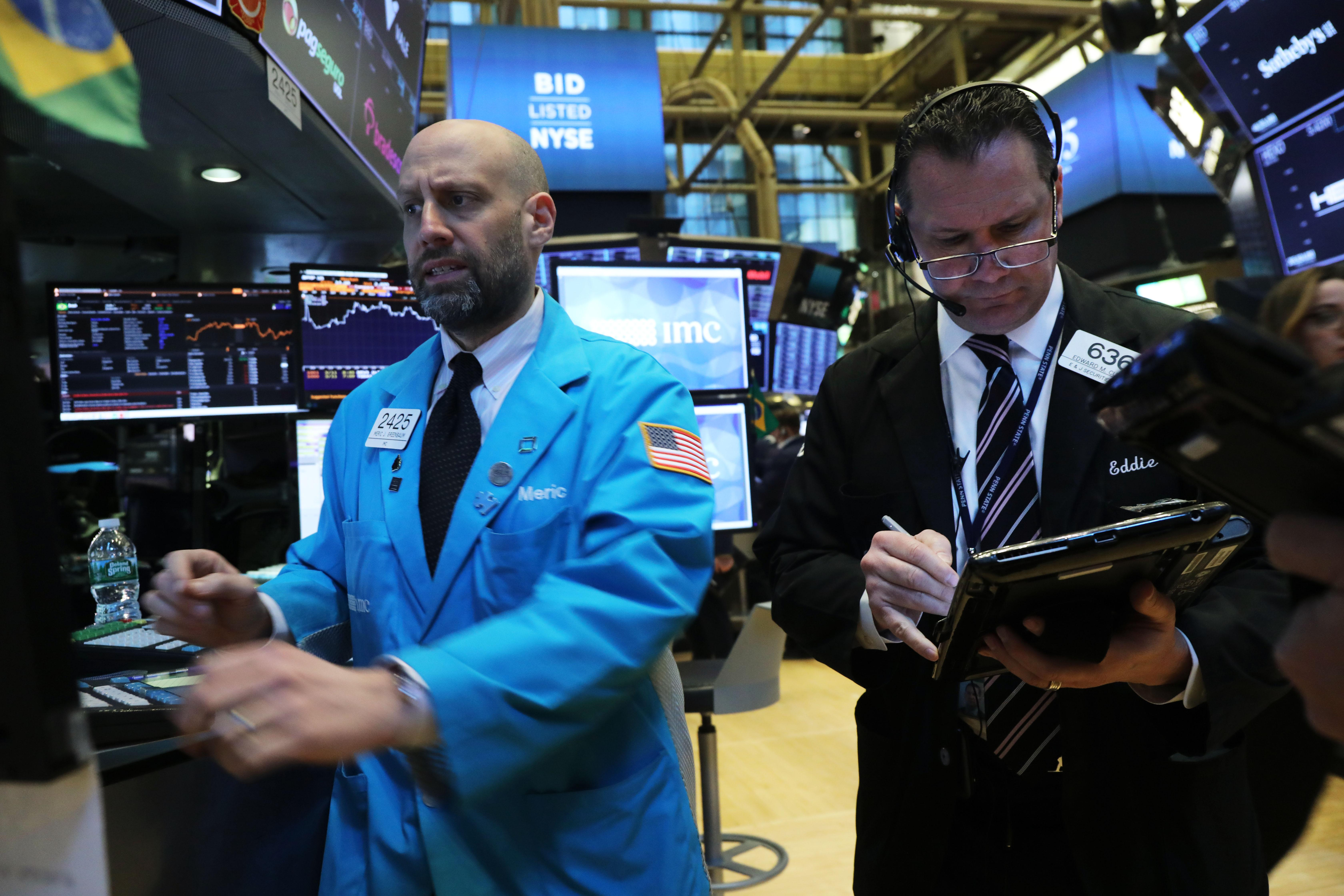 GettyImages-Stock Market March 13