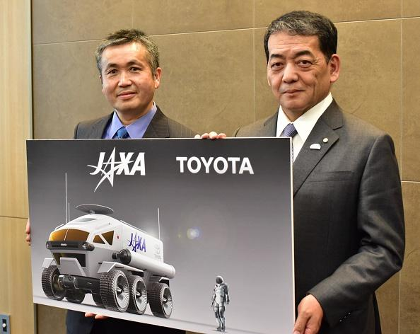 JAXA and Toyota