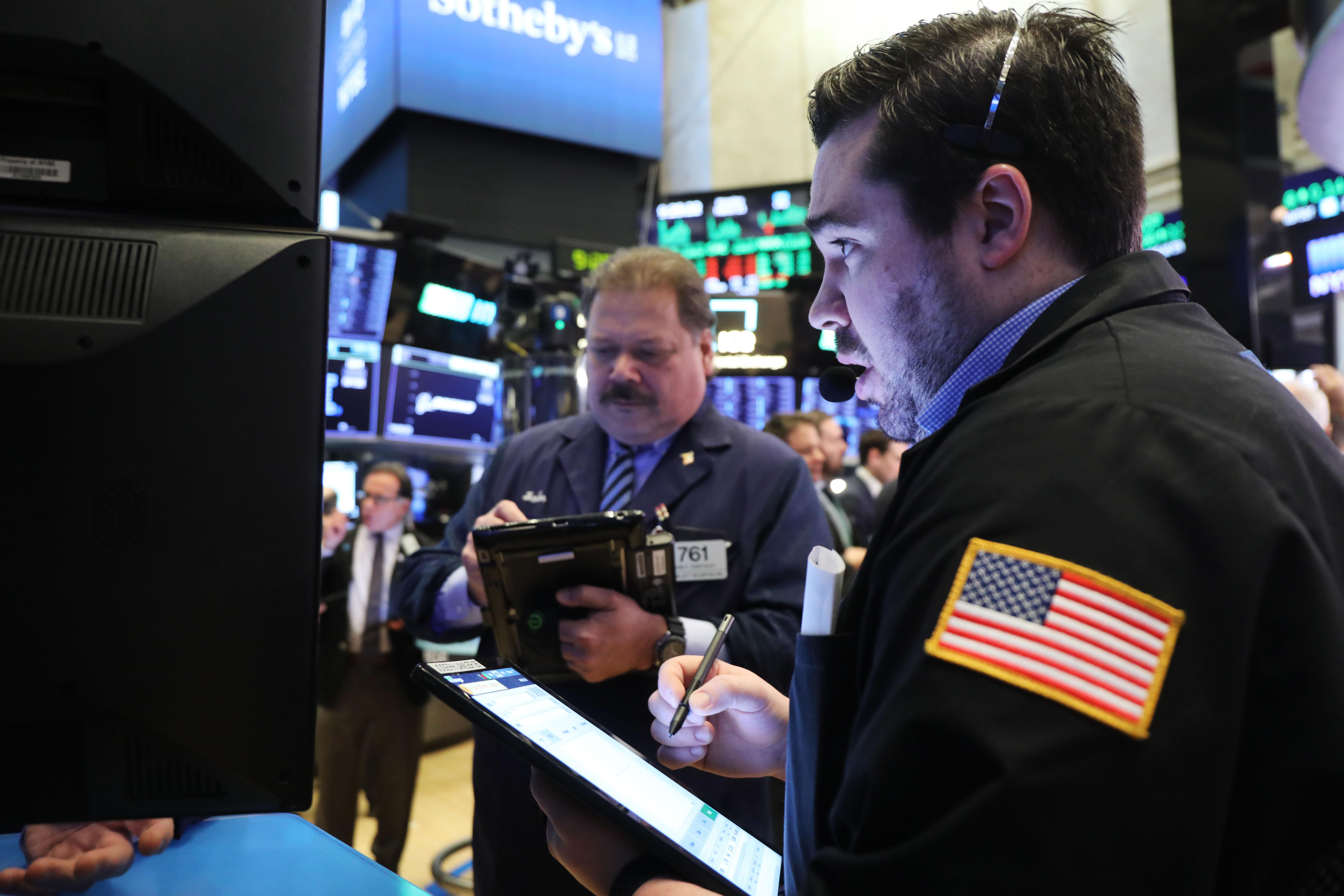 GettyImages-Stock market March 14
