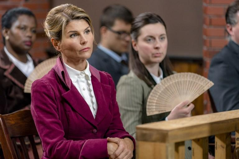 Lori Loughlin fired from Hallmark