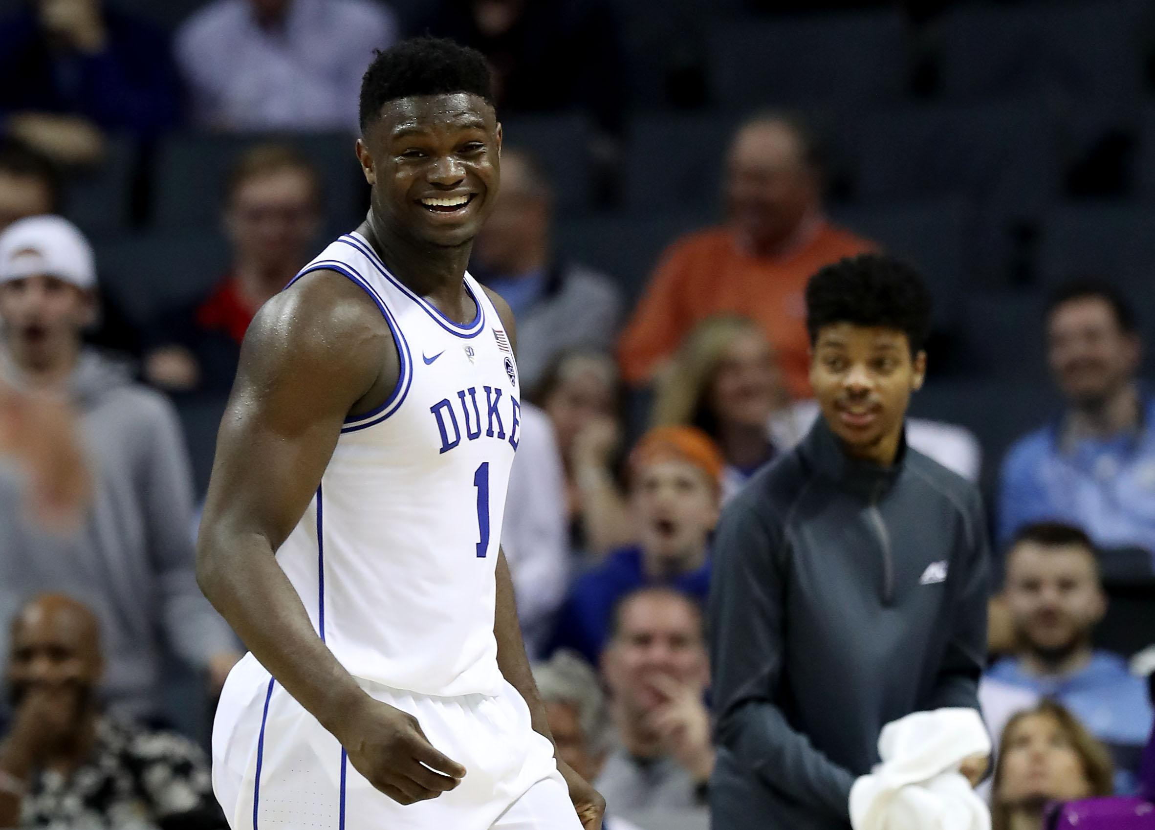 Duke looking into allegation against Zion Williamson