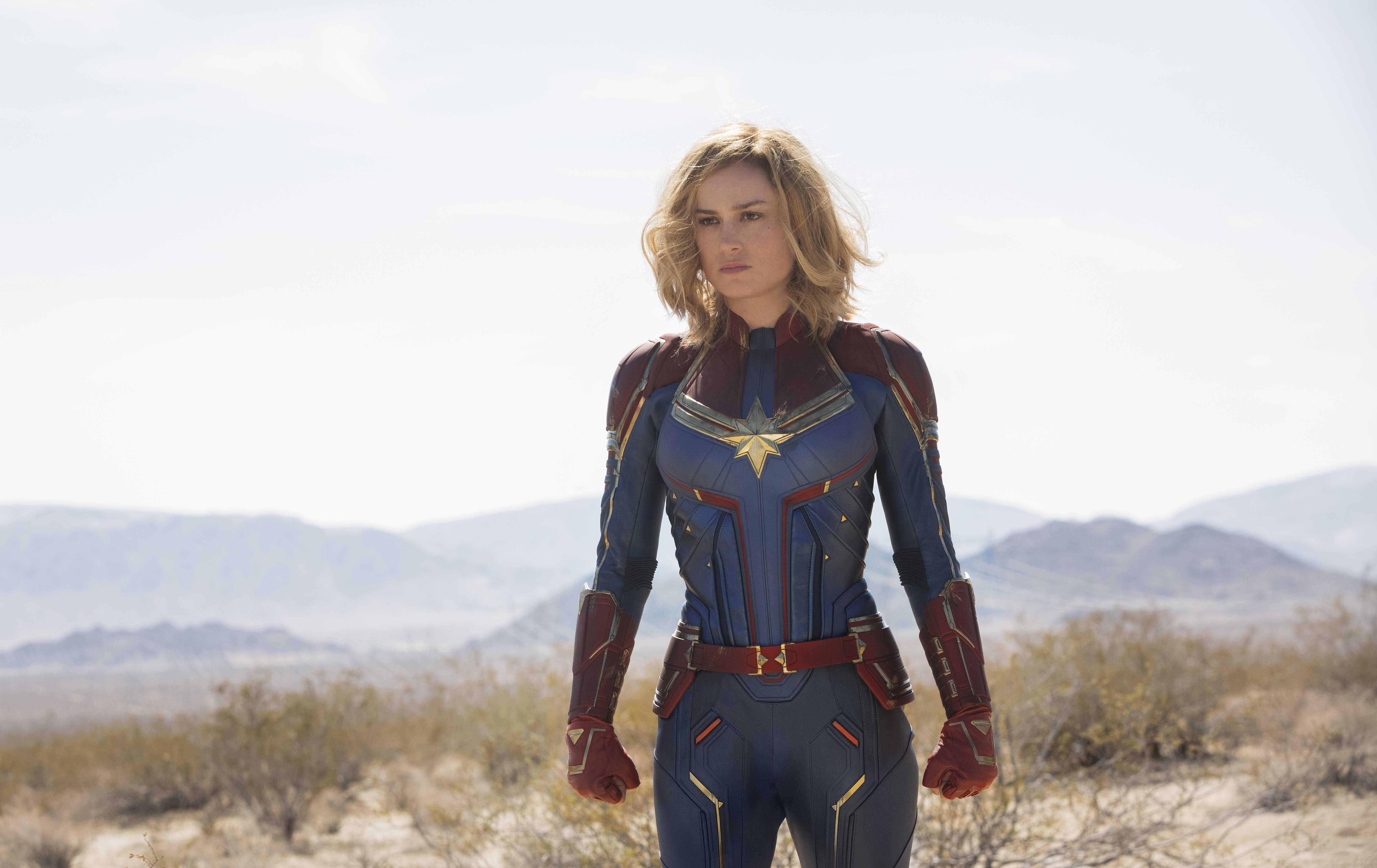 Captain Marvel merchandise for adults