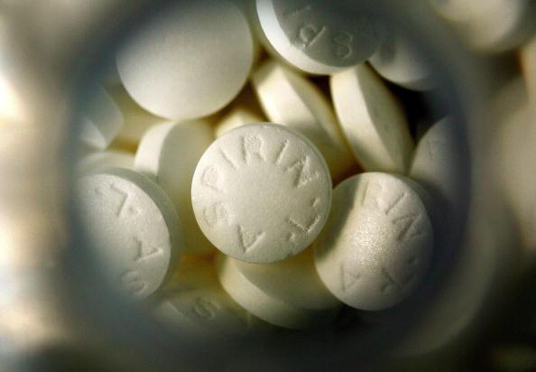 New guidelines no longer suggest taking daily aspirin to prevent heart attack
