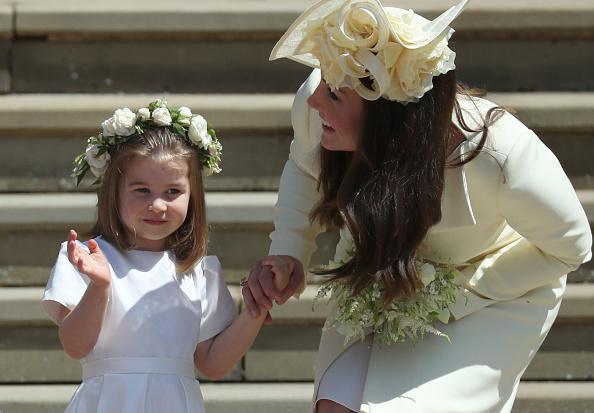 Kate Middleton Tried To Style Princess Charlotte's Hair But Didn't Go 'Very Well'