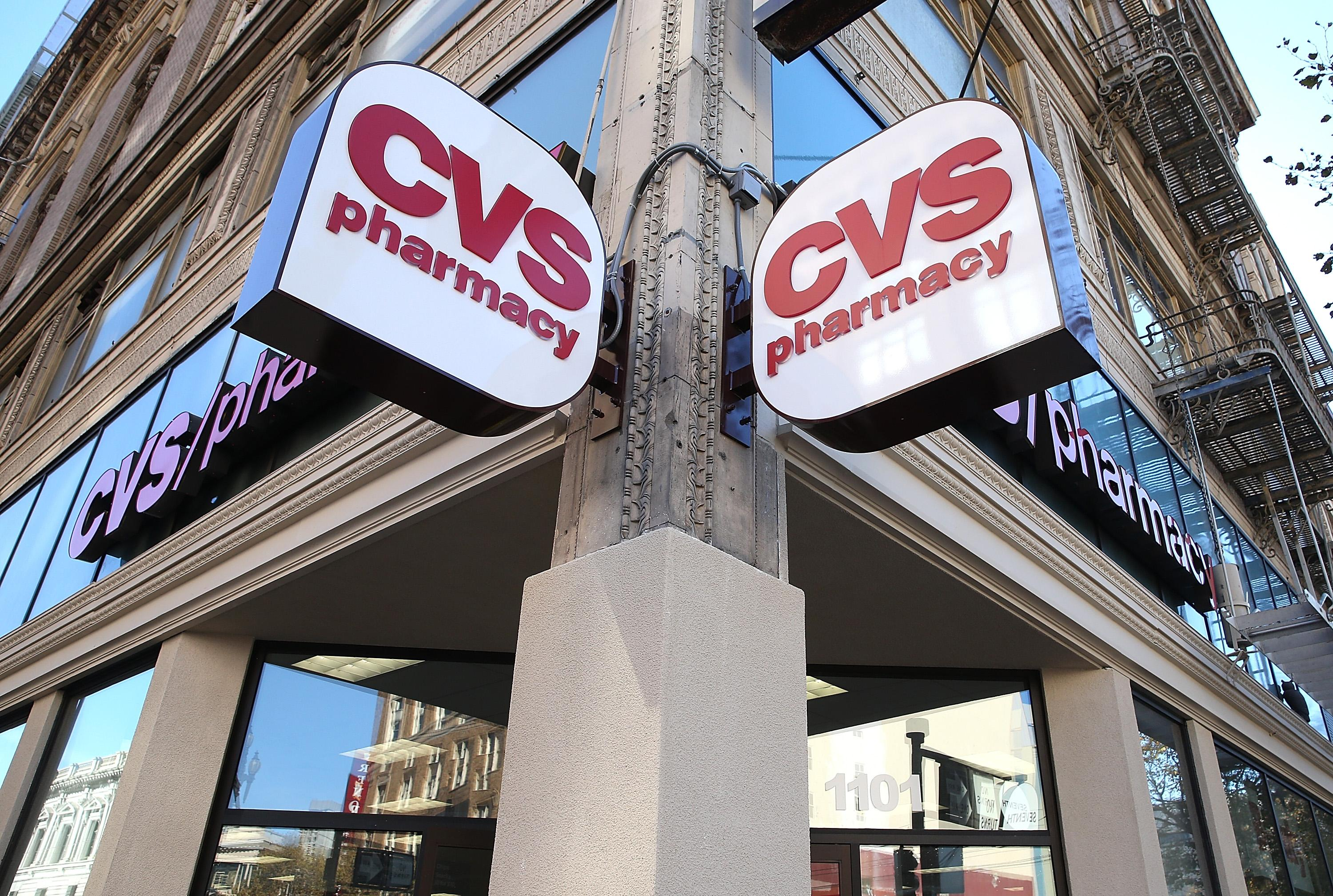 CVS Health to present growth initiatives today; shares up 3% premarket