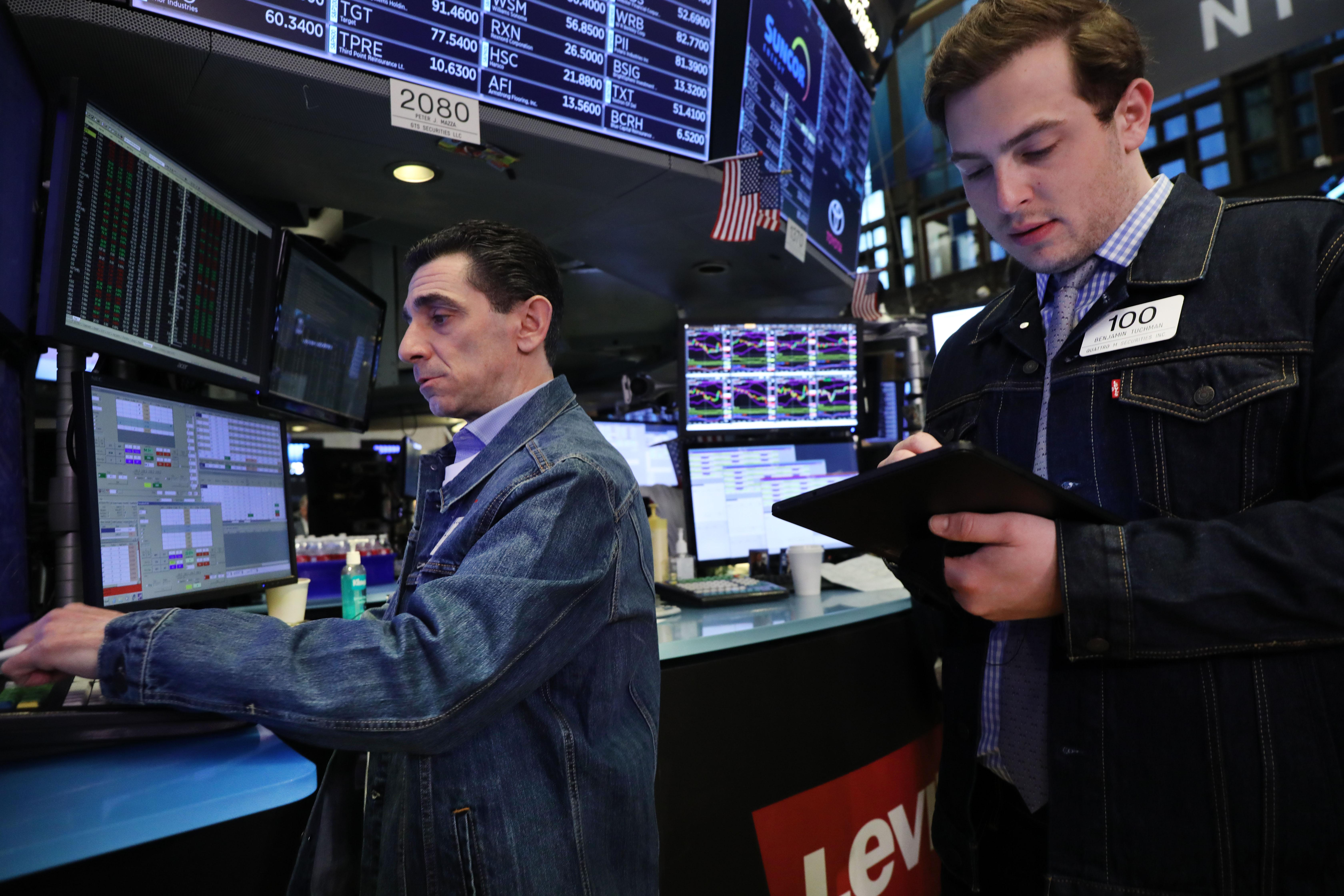 GettyImages-Stockmarket March 22