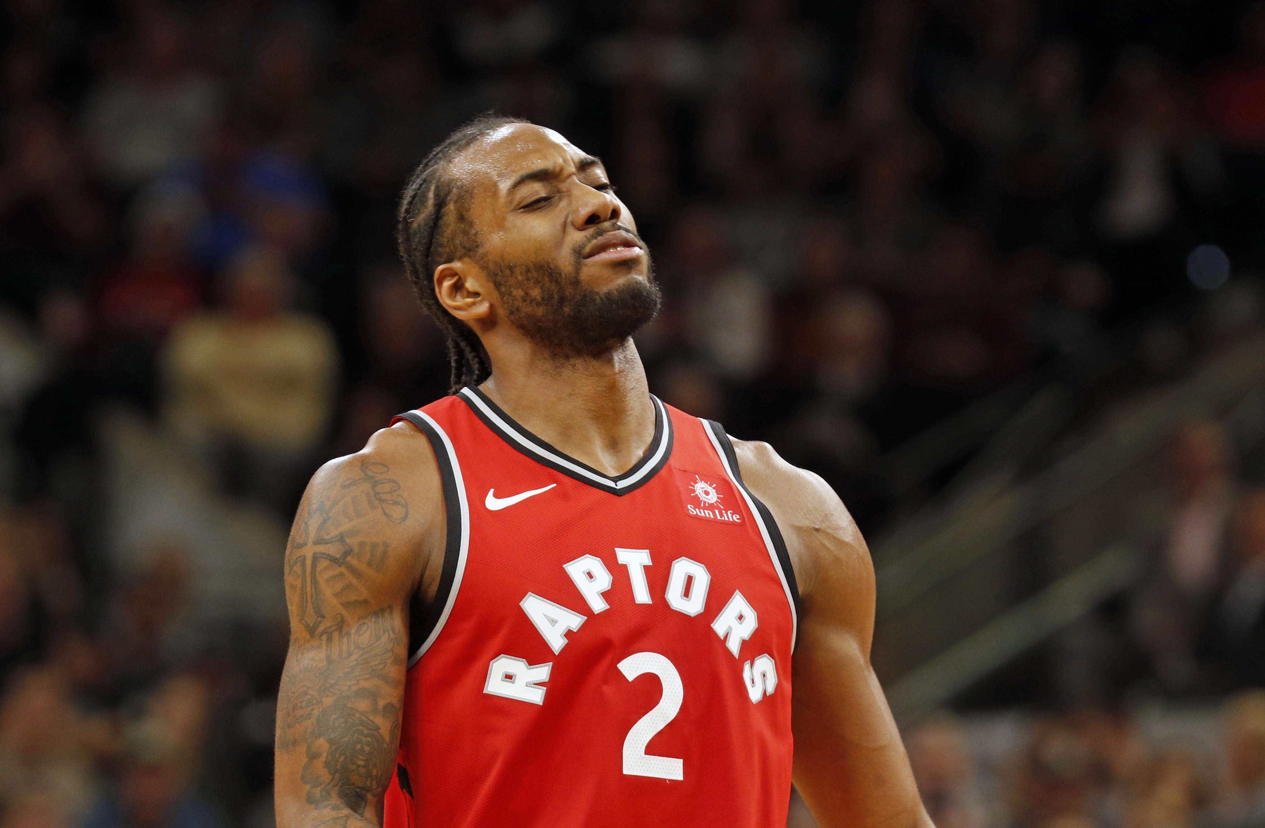new styles d626f 7a7aa Kawhi Leonard To The Lakers? 3 Reasons The 2019 NBA Finals ...
