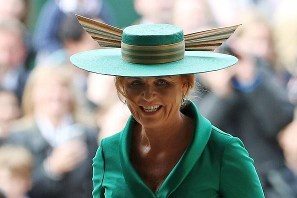 How Sarah Ferguson Sparked Rumors She Attended Prince Harry, Meghan Markle's Son's Christening
