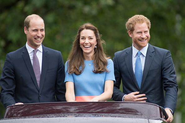 Kate Middleton Reportedly Stepped In As Princes William, Harry Refused To End Rift