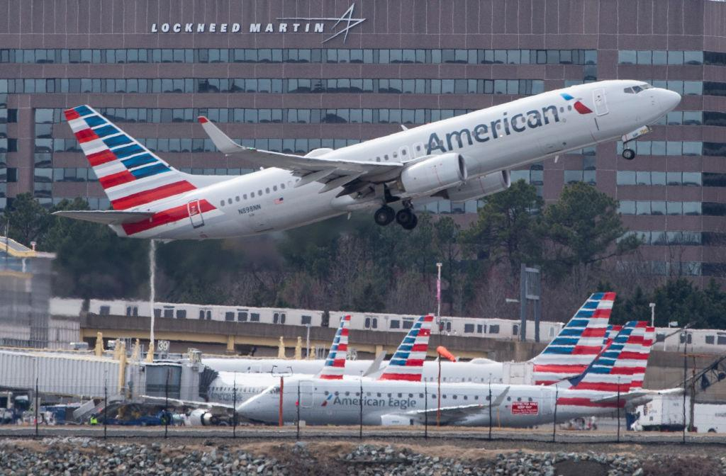 American Airlines cancellations