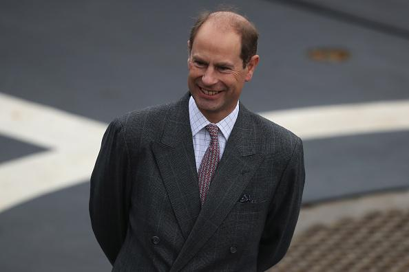 Prince Edward Didn't Receive 'Guidance,' 'Instructions' Ahead Of His First Walkabout With Queen