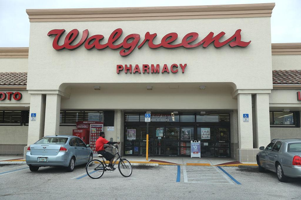 Walgreens to begin selling CBD products in 1,500 stores