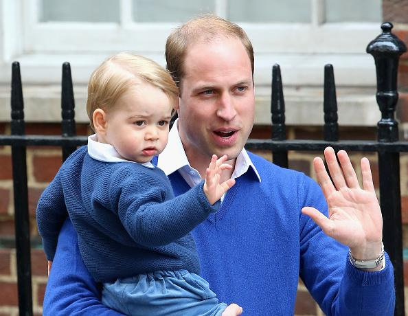 Prince William 'Very Chatty,' Works Out With Moms From Prince George's School