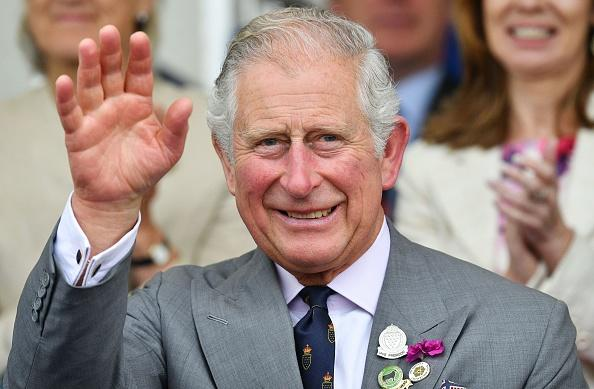 Why Prince Charles Was Draped In Toilet Seat In The Royal Navy