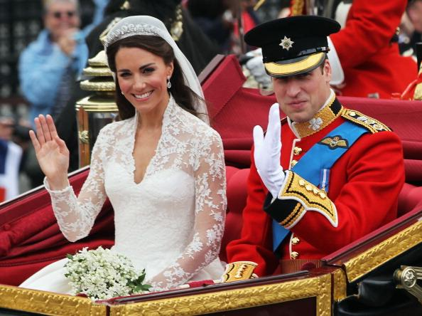 Kate Middleton Sent A Message With Her Stunning Tiara On Wedding Day