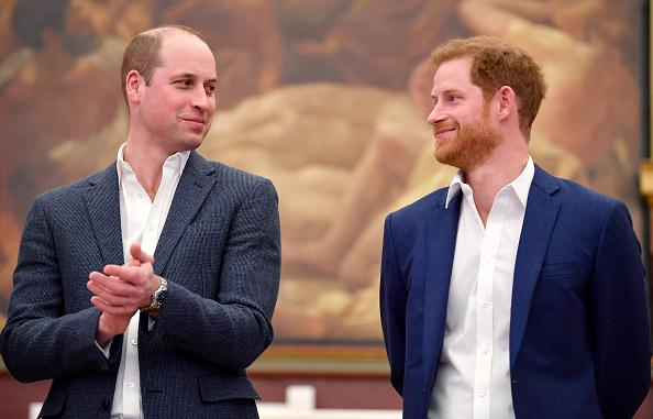 Prince Harry's Cheeky Photos Prove He's Not As Reserved As Prince William
