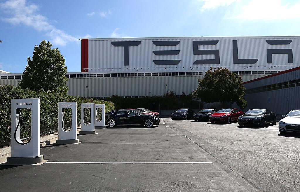 Tesla will pay $31,000 to settle U.S. EPA hazardous waste claims