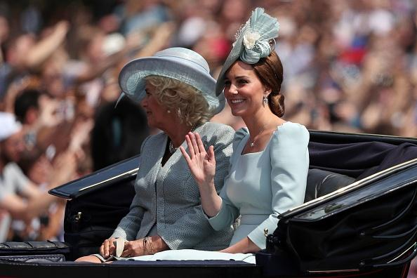 Kate Middleton, Camilla Share This Key Similarity, But Meghan Markle Does Not