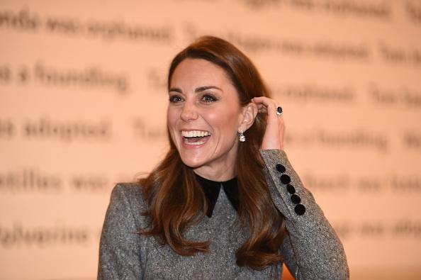 Kate Middleton's New Hair Color 'Confirms' She's Not Pregnant With Fourth Child