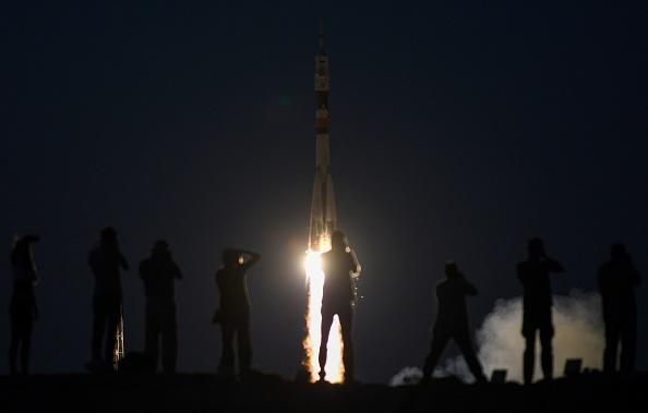 ISS Space Launch
