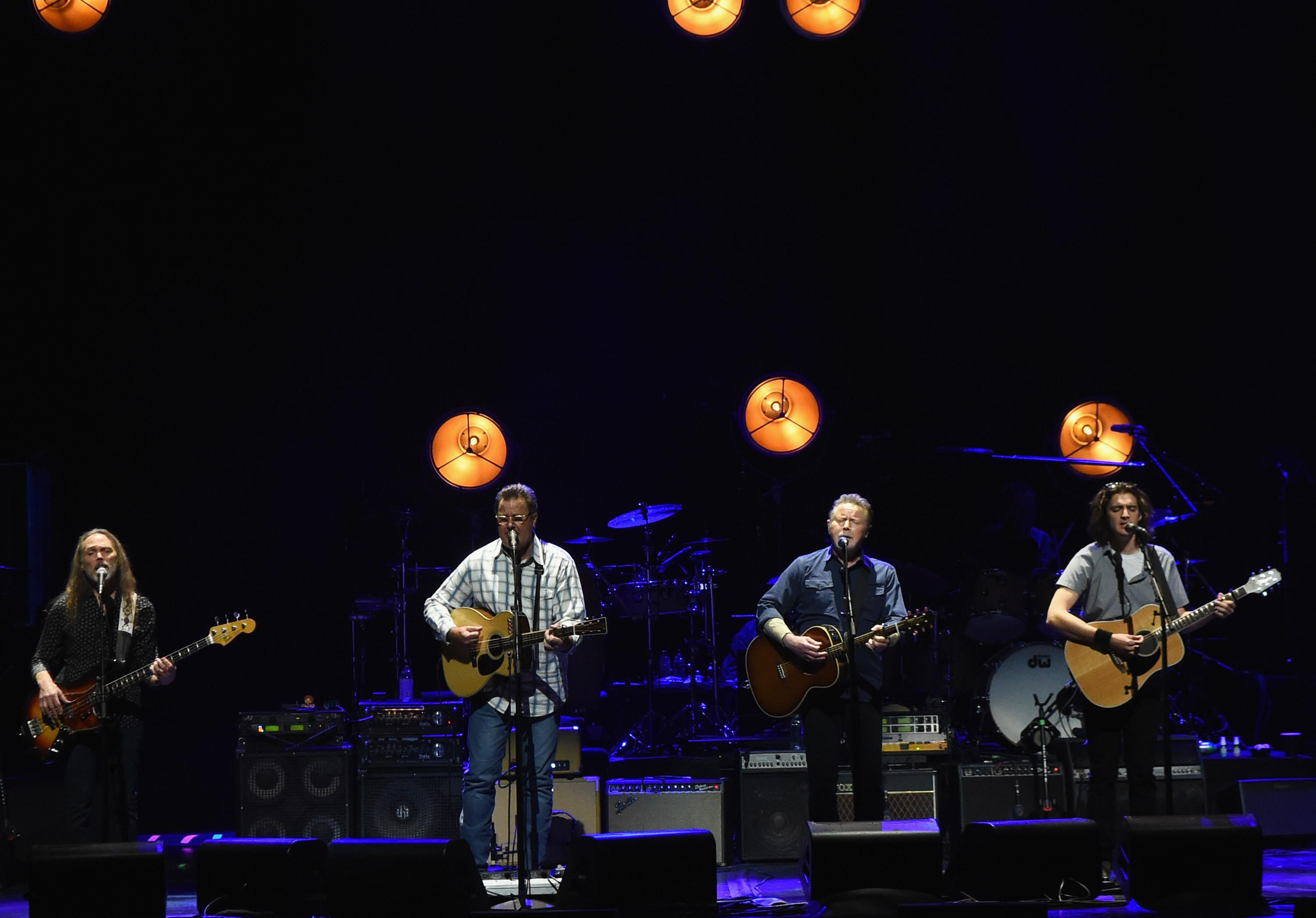 Eagles to perform 'Hotel California' album in its entirety