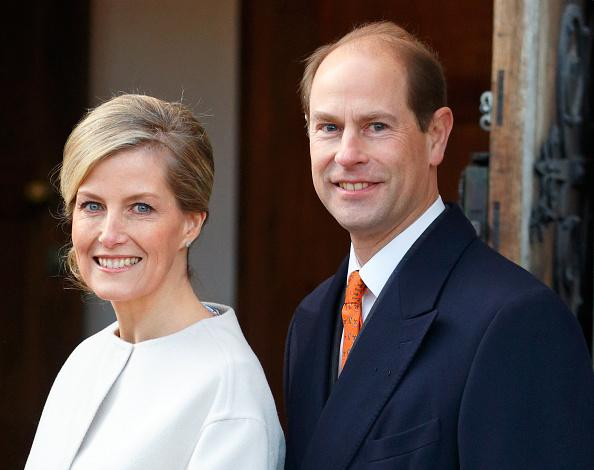 Prince Edward, Sophie, Countess Of Wessex's Romance Is 'Written In The Stars'