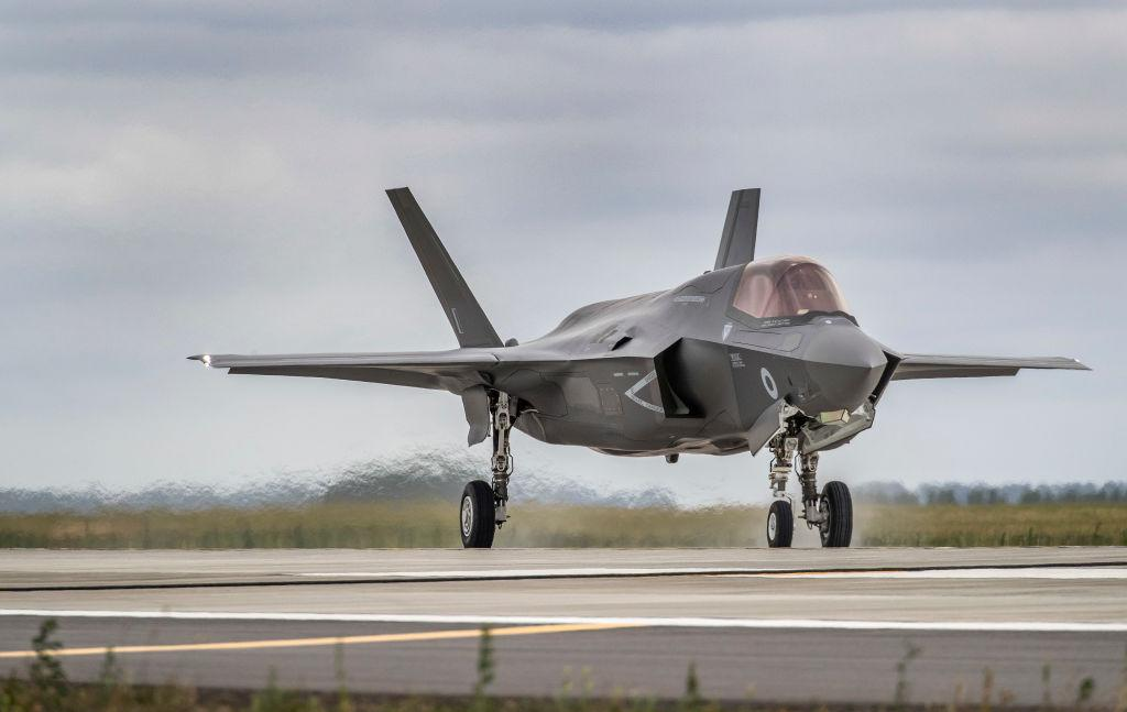 Royal Air Force F-35A