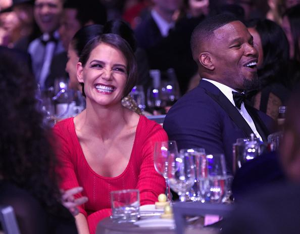 Katie Holmes And Jamie Foxx Together: Couple Shows Some Love For Each Other In Rare Public Display Of Affection