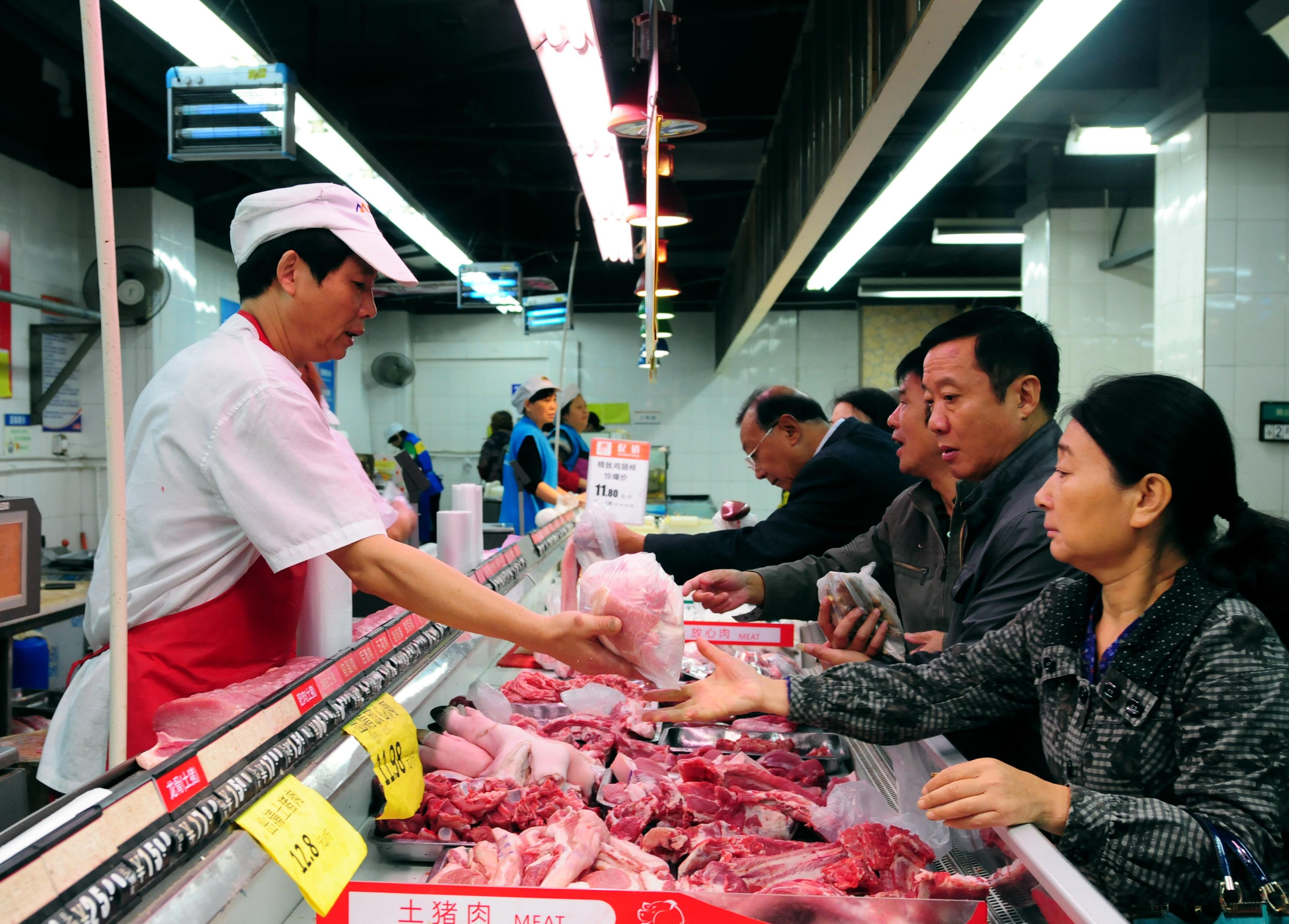 GettyImages-Pork price China Up