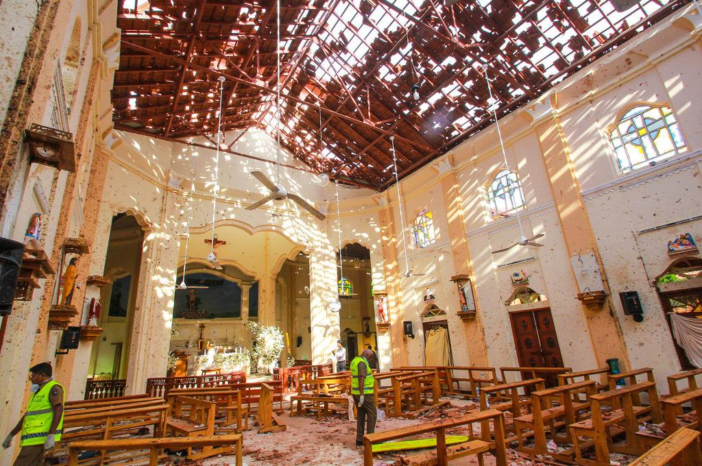 Sri Lanka Easter Day bombings
