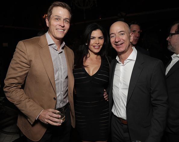 Date Night? Jeff Bezos And Lauren Sanchez Share Pizza And Burgers On An Official Date After Finalizing Their Divorces
