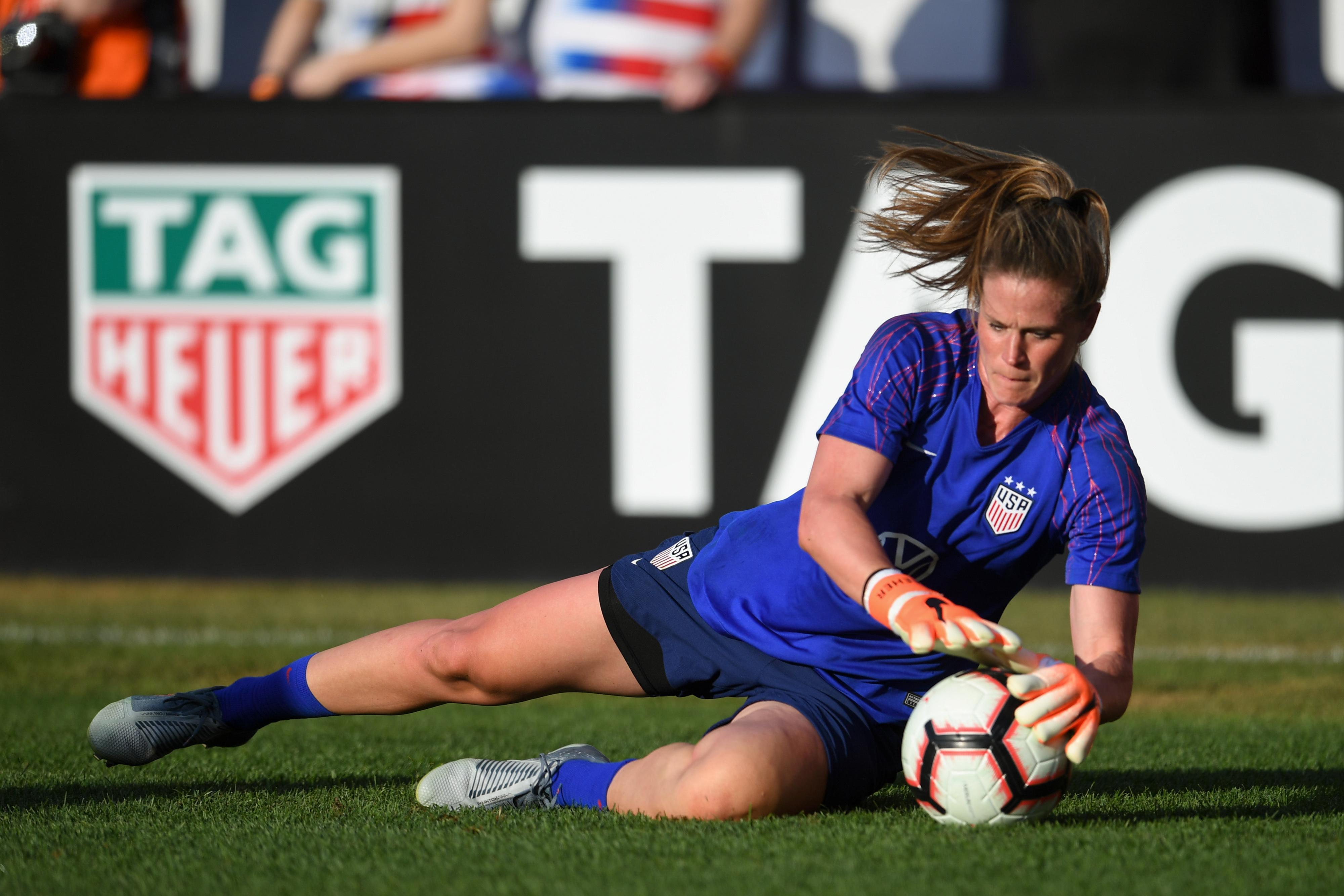Best Goalkeepers World Cup 2019 Who Is The US Women's Team Goalie At The 2019 World Cup? Meet