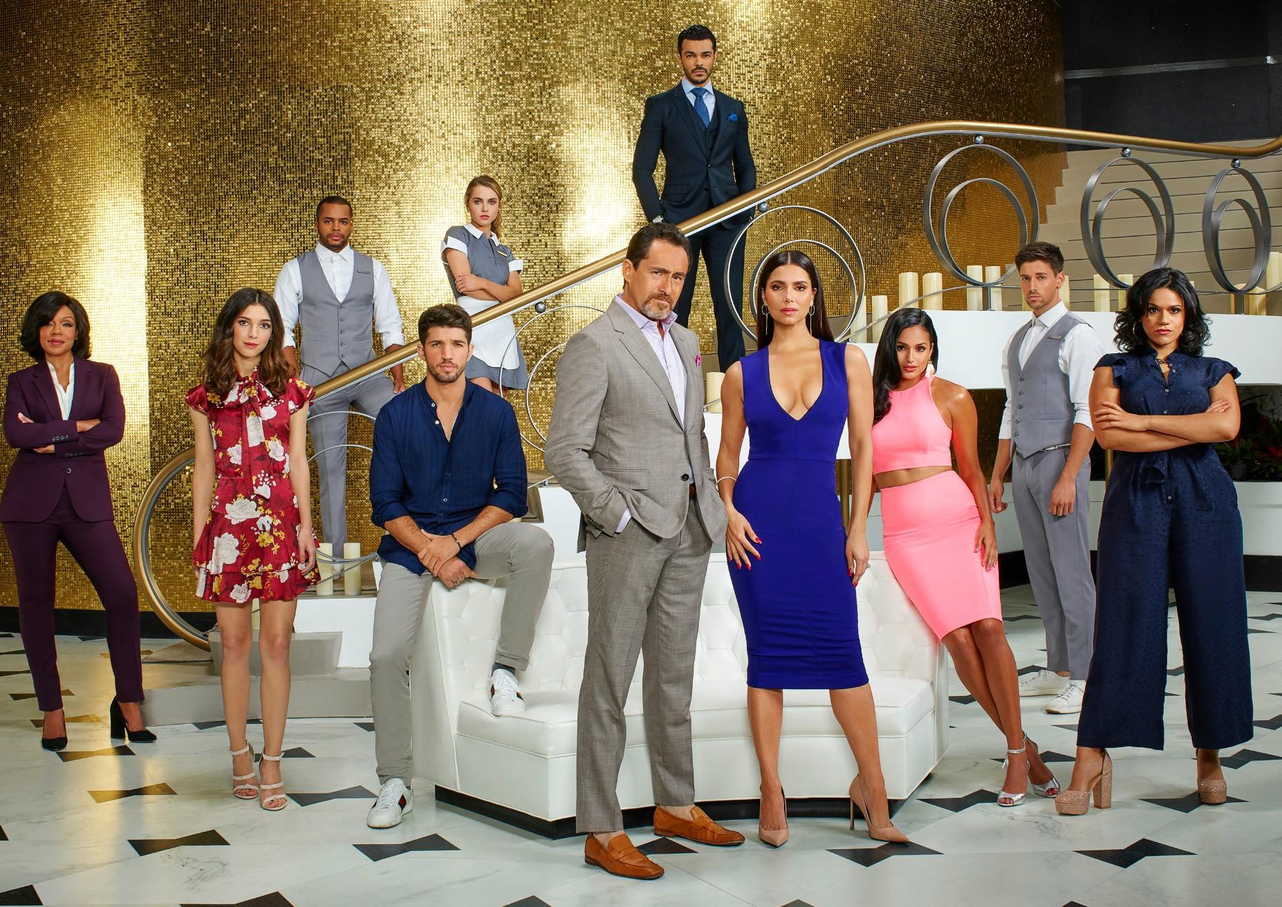 ABC's 'Grand Hotel' Series Premiere: How You Know The Cast