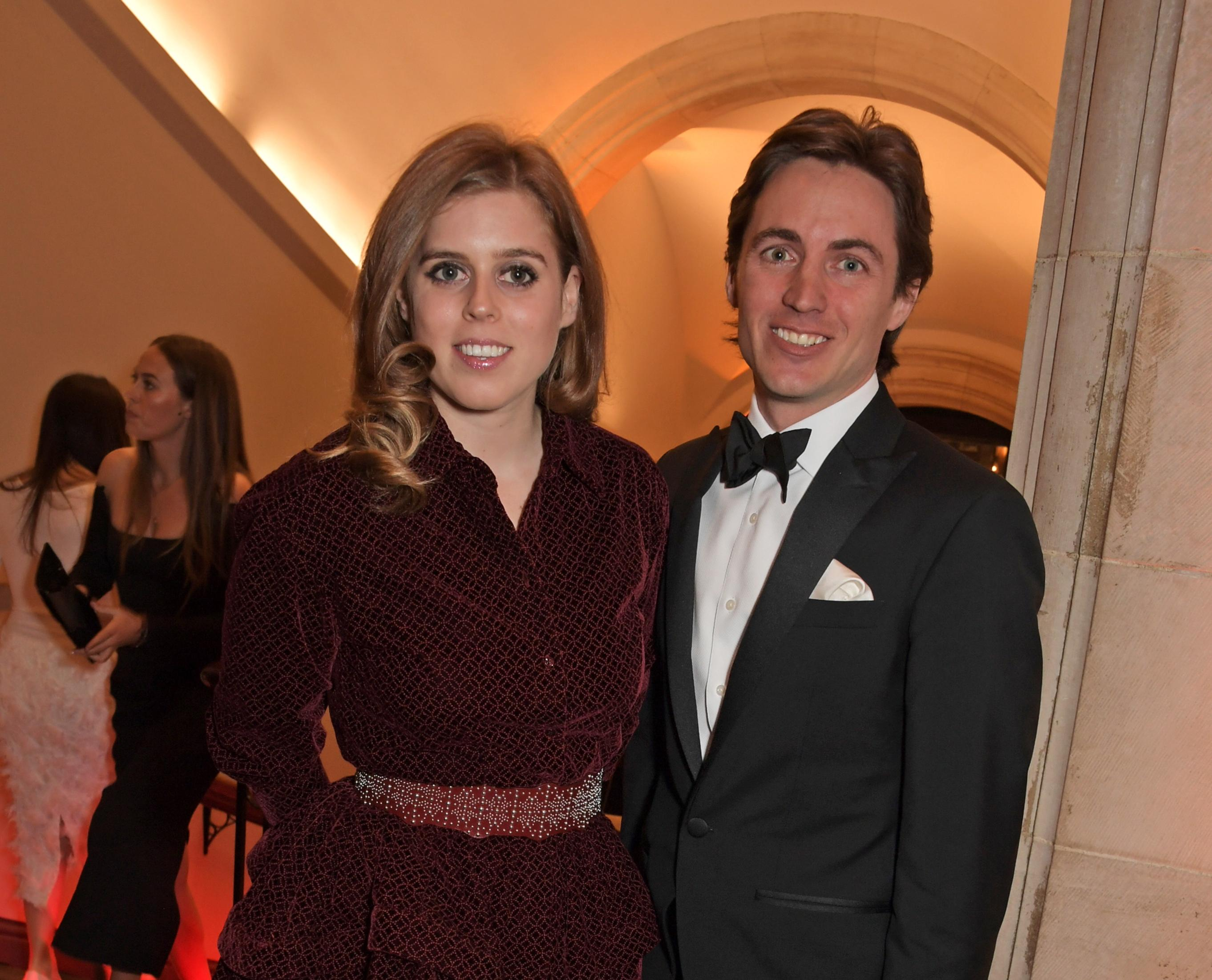 How Much Was Princess Beatrice S Wedding Compared To Princess