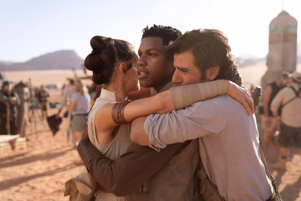 'Star Wars: Episode 9': Daisy Ridley Got Embarrassingly Emotional On Last Day