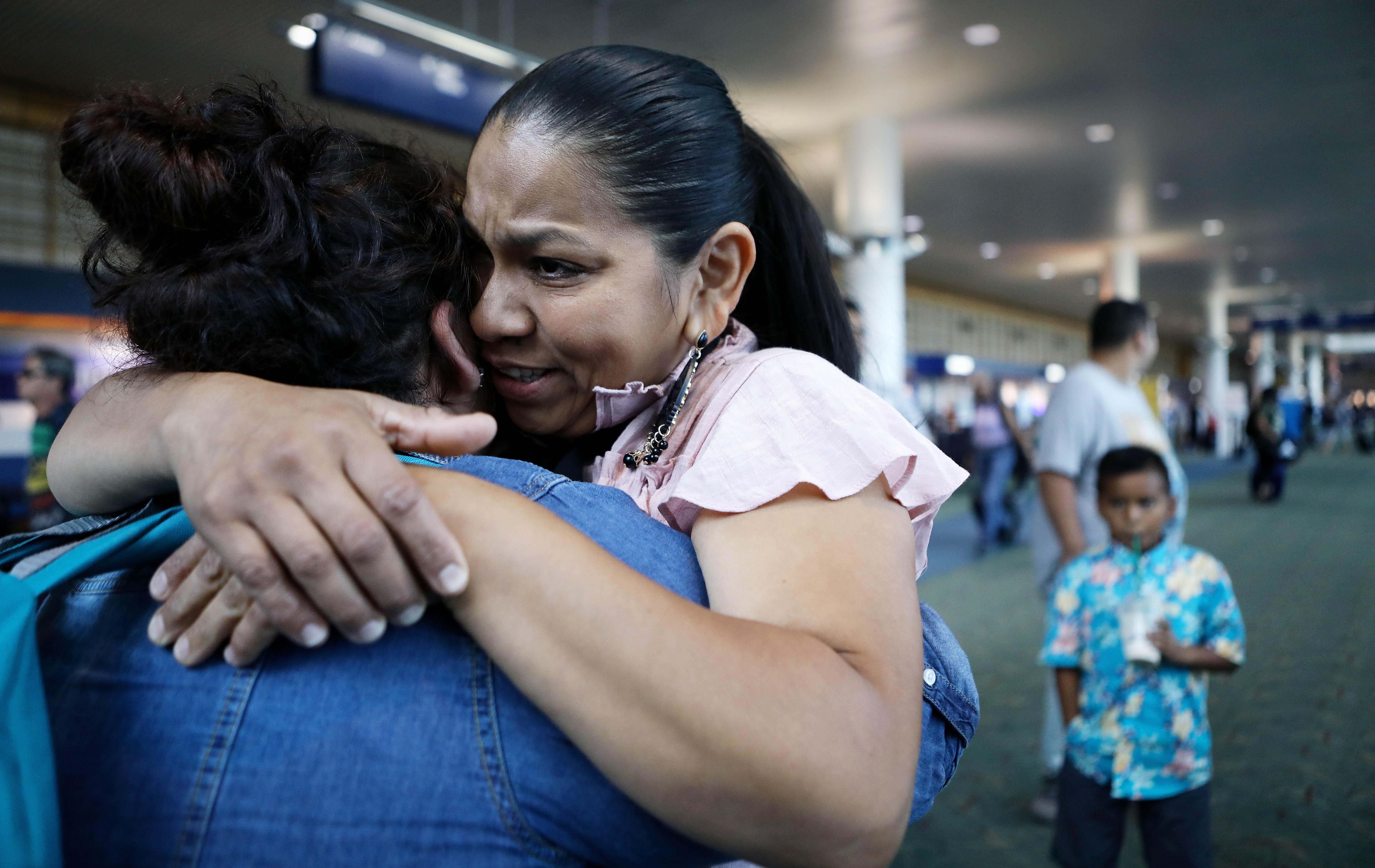 GettyImages-Texas Migrant