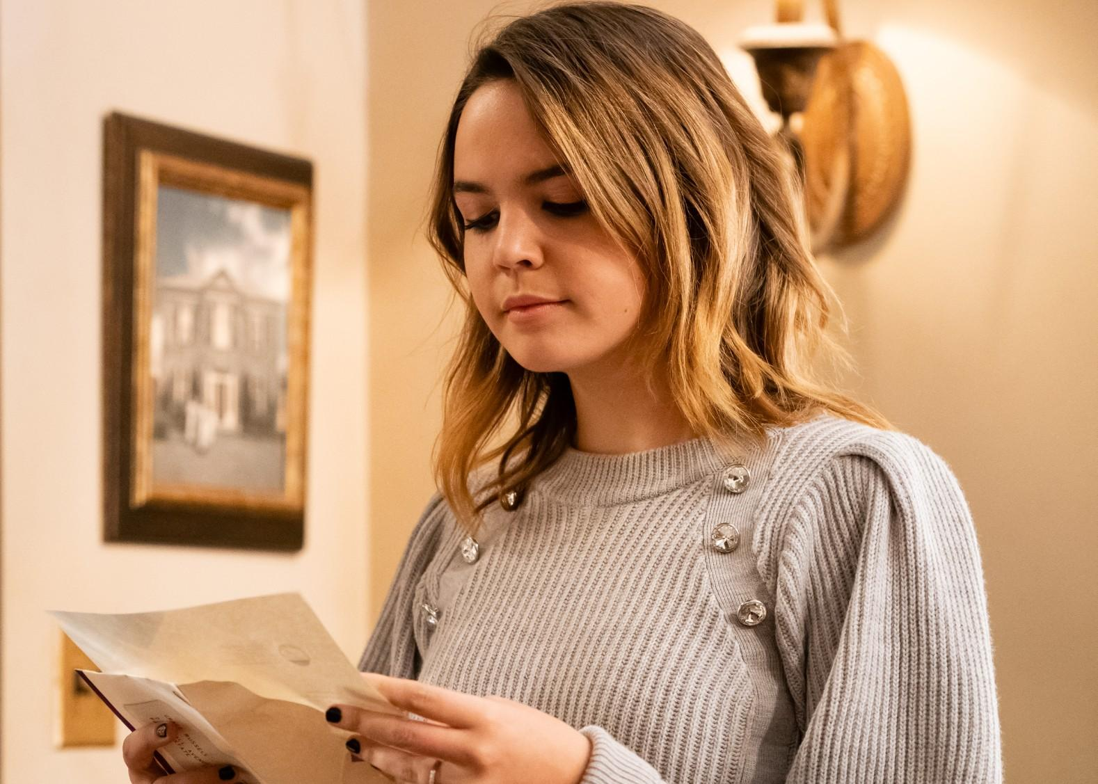 Is Bailee Madison's Grace Leaving 'Good Witch'? Hallmark