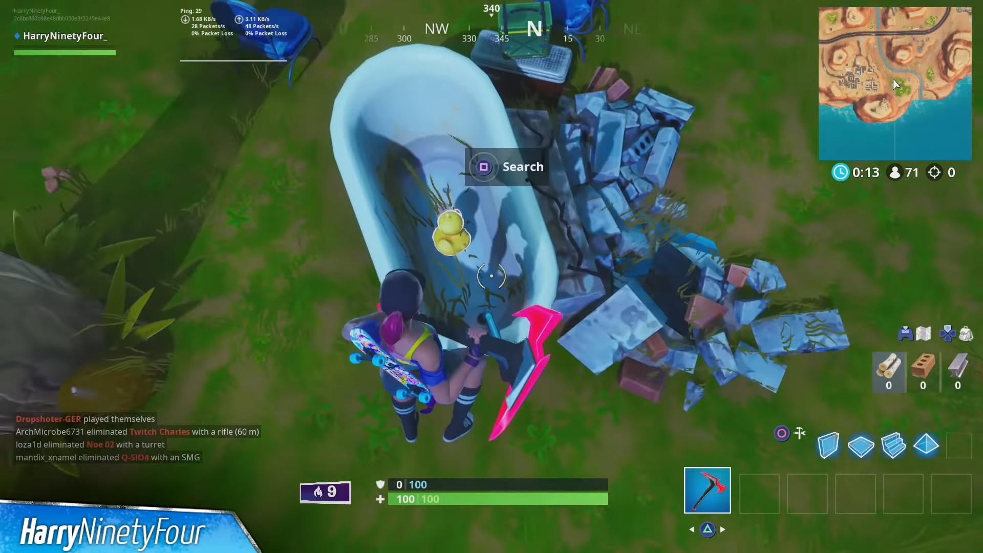 Fortnite': Fix For Rubber Ducky Challenge Coming In A Few Days