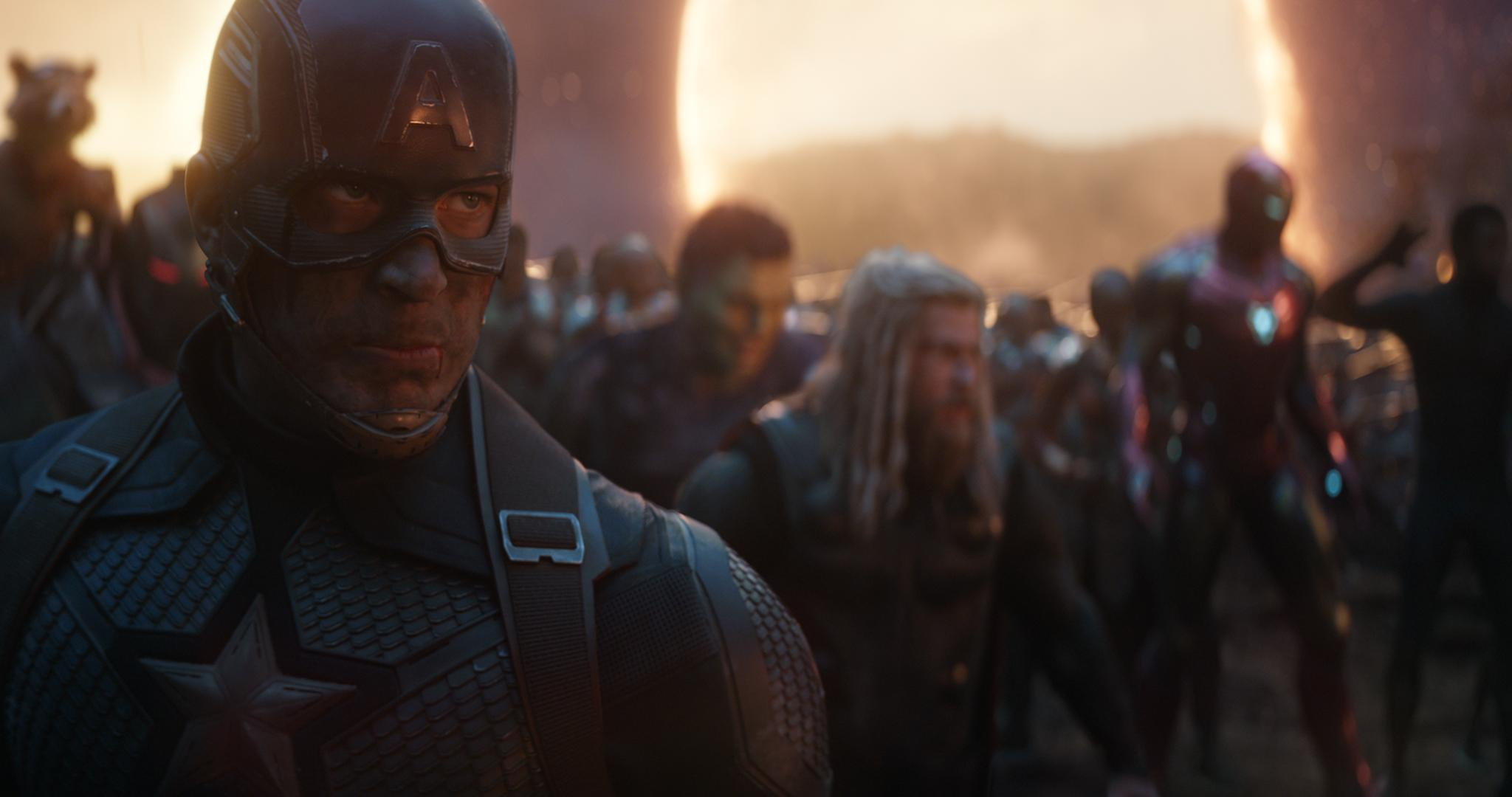 Avengers Endgame Box Office Avatar