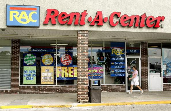 Rent-A-Center Acquistion