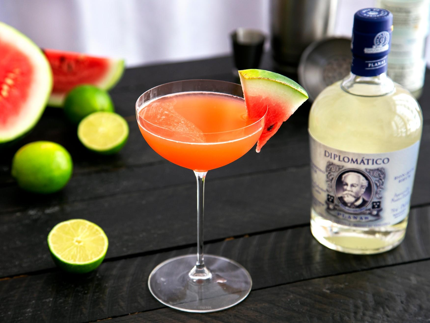 Diplo Watermelon Daiquiri Recipe