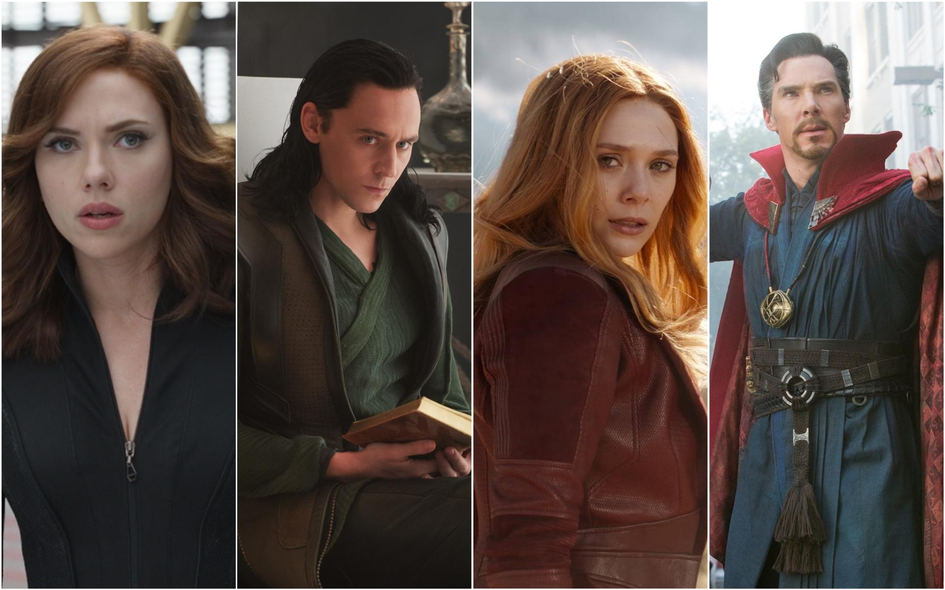 Marvel Phase 4 release dates confirmed