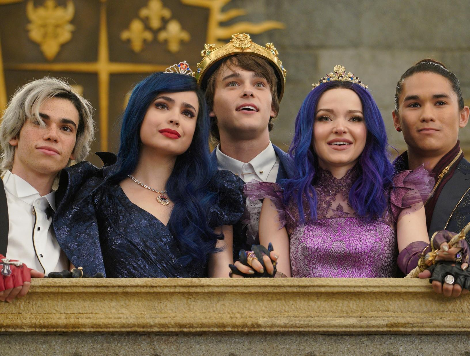 Descendants 3': Watch Movies 1 And 2 Online, On TV Before