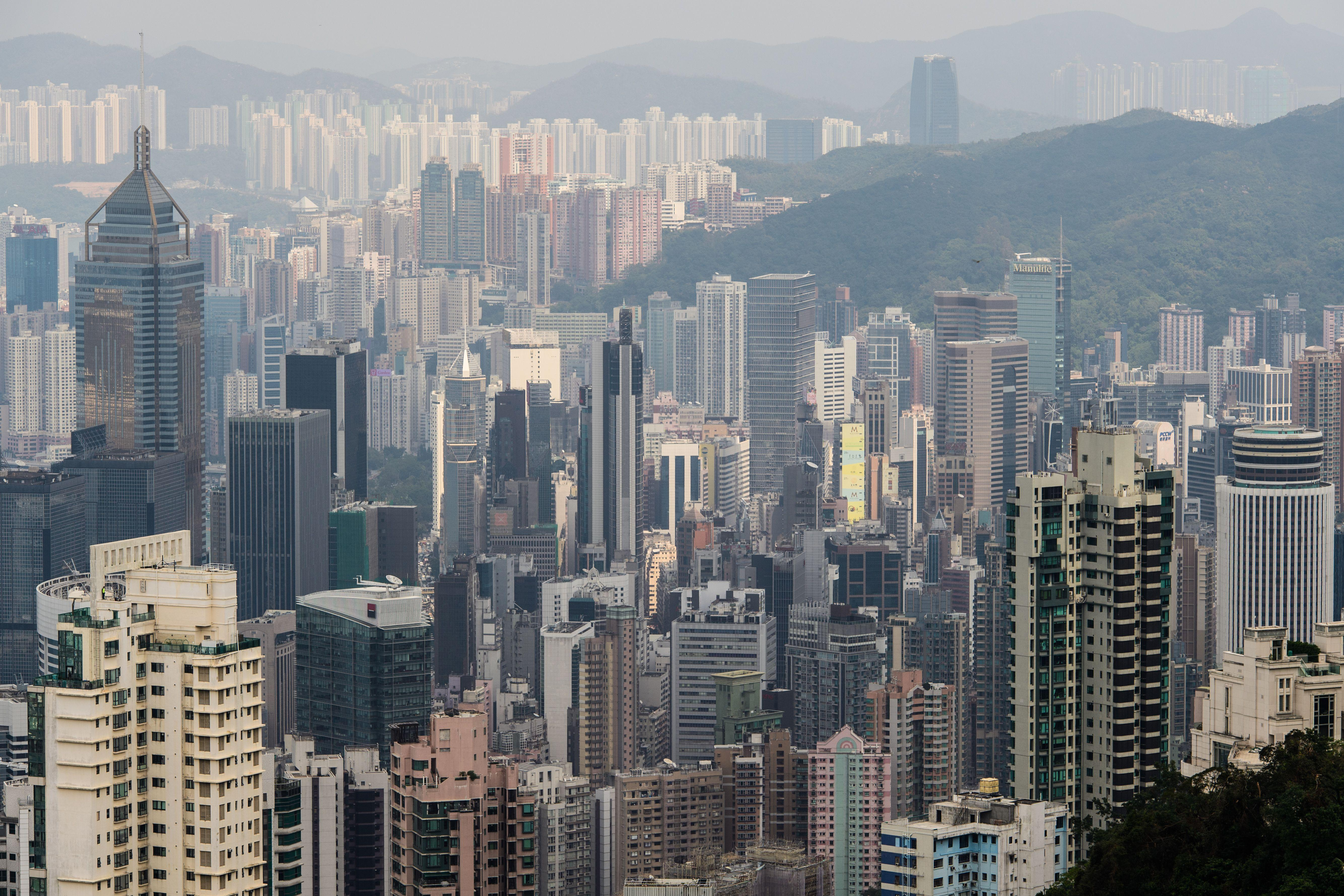 GettyImages-Hong Kong property