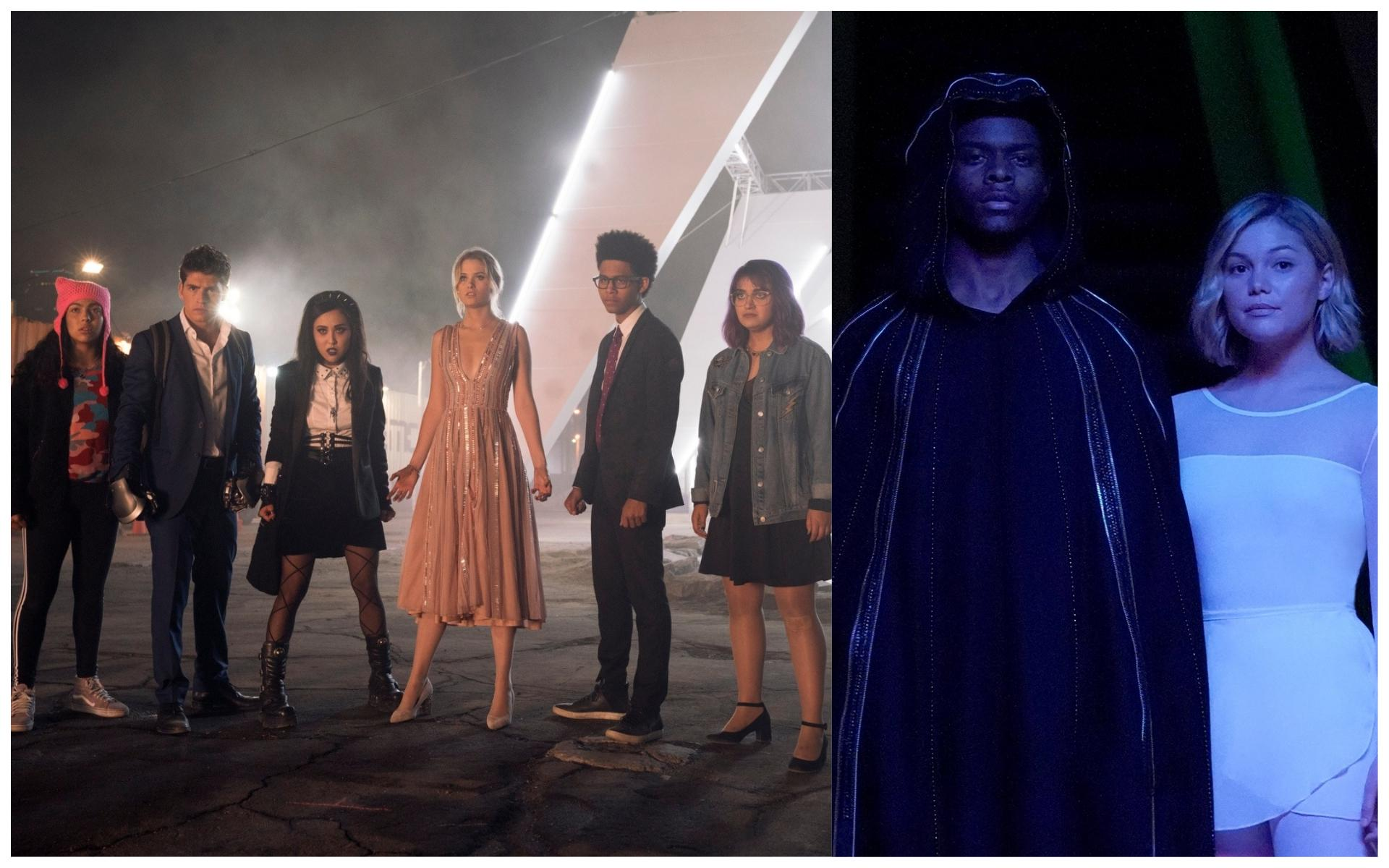 Runaways Cloak and Dagger