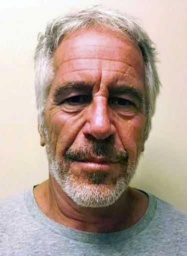 Jeffrey Epstein is seen in this handout photo obtained on July 11, 2019 courtesy of the New York State Sex Offender Registry