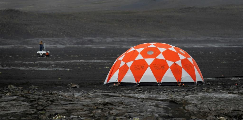 To prepare for the next mission to Mars in 2020, NASA has taken to the lava fields of Iceland to get its new robotic space explorer ready for the job