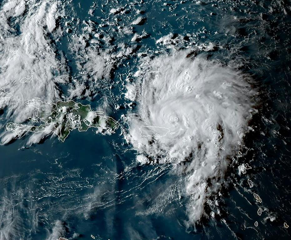 Hurricane Dorian Expected To Hit Florida Sunday Night