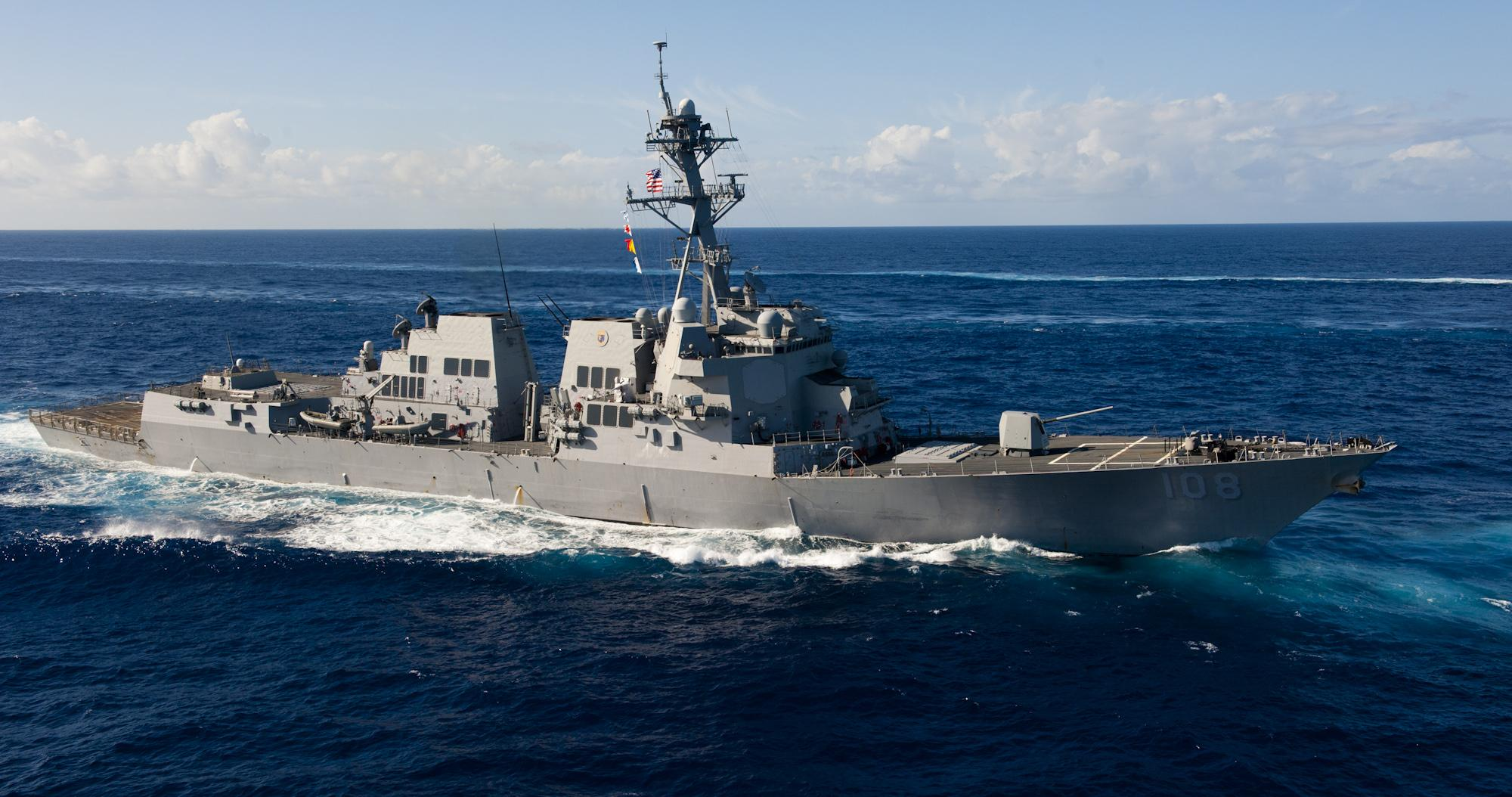 China denies Qingdao port visit for USA warship amid tensions