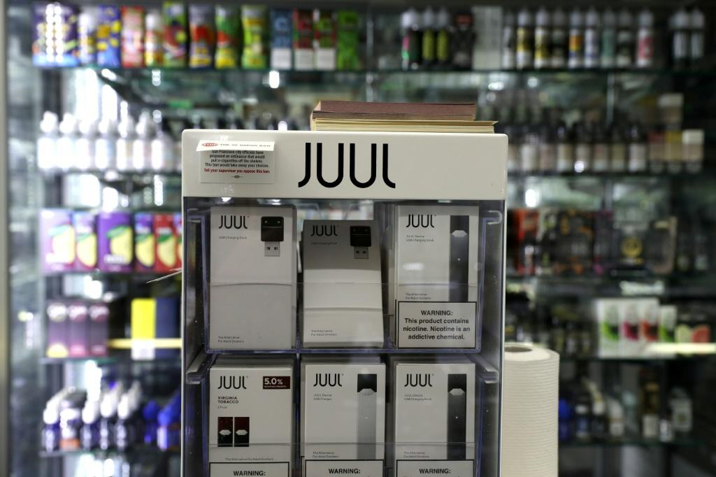 FDA Warns Juul About Illegal Marketing Claims